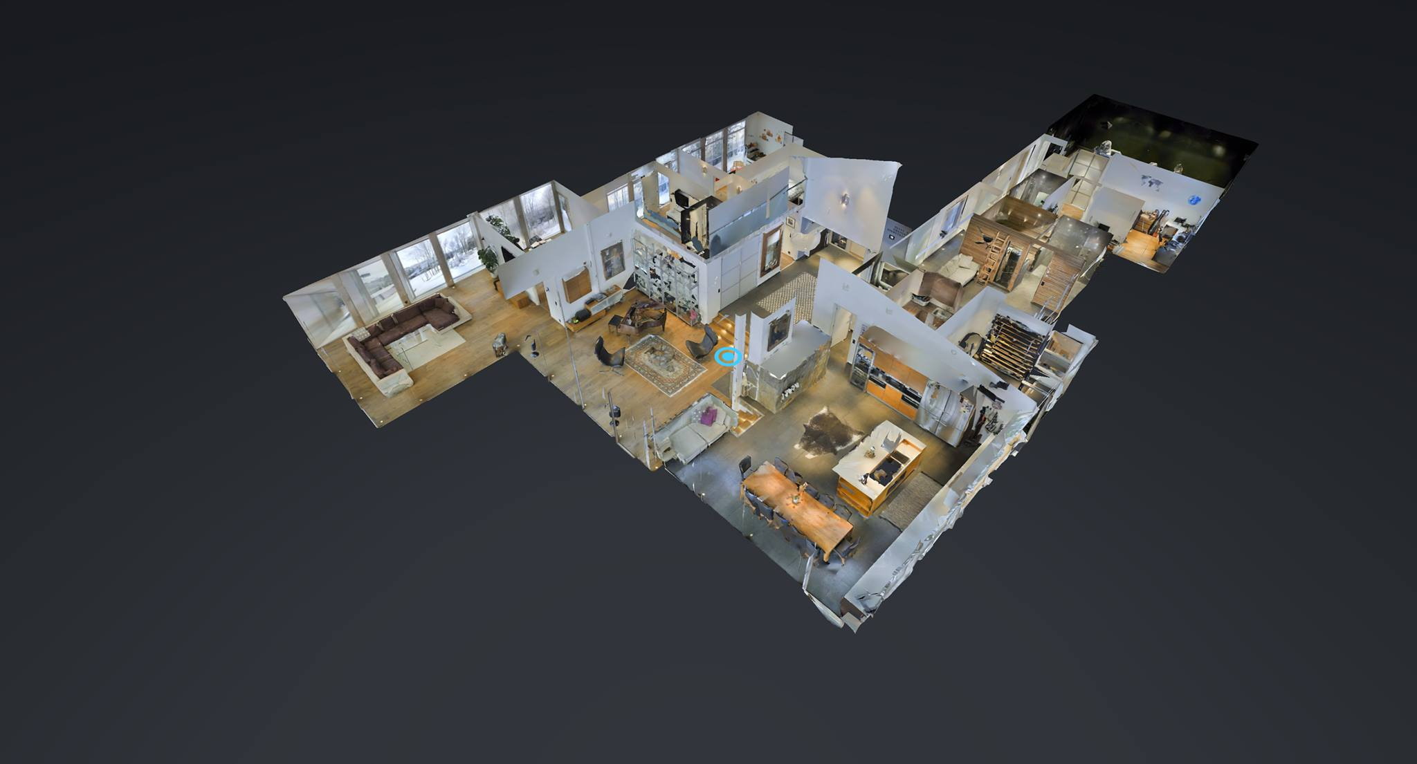 Modern Swedish Home